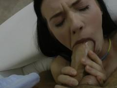 жесткое порно с большими попами